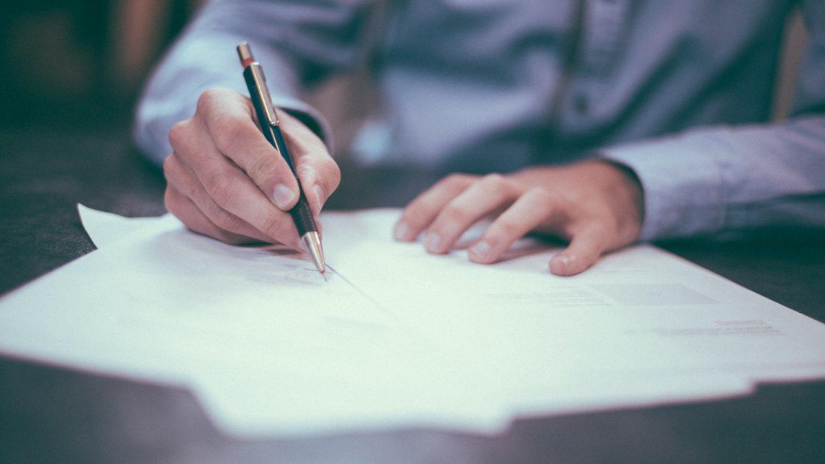 Cómo y por qué escribir una carta de presentación?